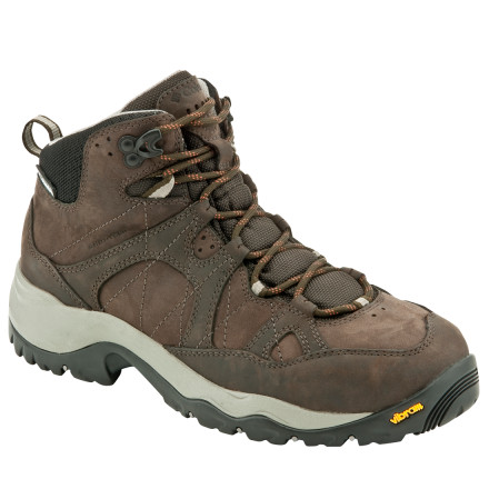 photo: Columbia Men's Gorge Mid Omni-Tech hiking boot