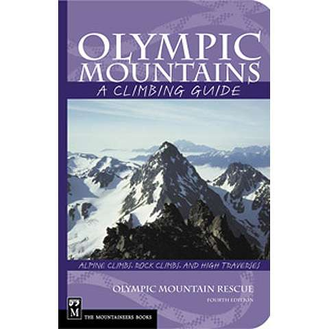The Mountaineers Books Olympic Mountains - A Climbing Guide