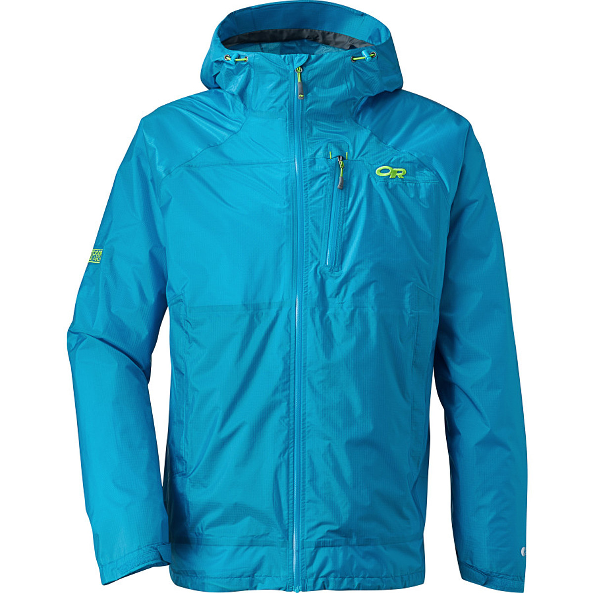 photo: Outdoor Research Women's Helium HD Jacket waterproof jacket