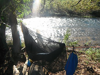 eleven point 9 04 2013 18  jpg clarks jungle hammocks   trailspace    rh   trailspace