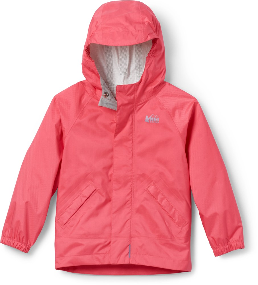photo: REI Kids' Rainwall Jacket waterproof jacket