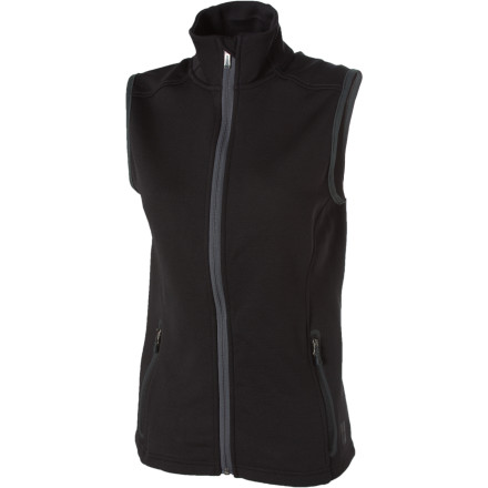 photo: Smartwool Women's TML Mid Vest wool vest