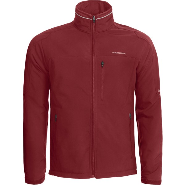 photo: Craghoppers Altitude Jacket soft shell jacket