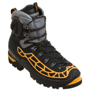 photo: AKU Spider Kevlar GTX mountaineering boot