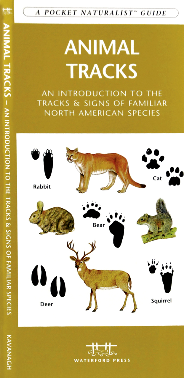 Waterford Press Animal Tracks