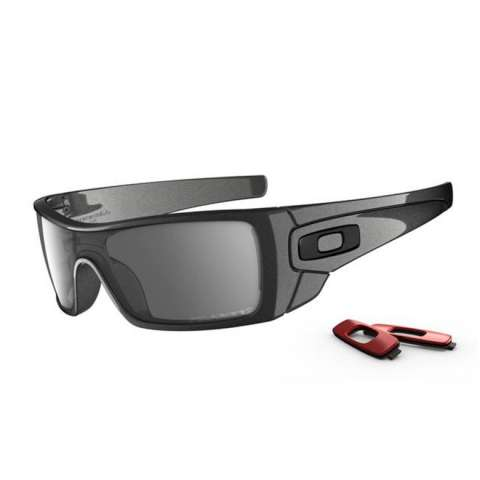 photo: Oakley Polarized Batwolf sport sunglass
