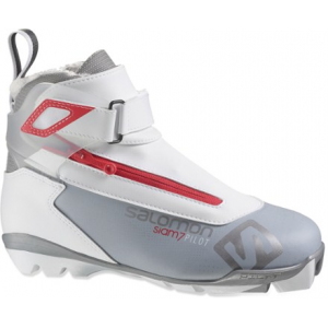 photo: Salomon Siam 7 Pilot CF nordic touring boot