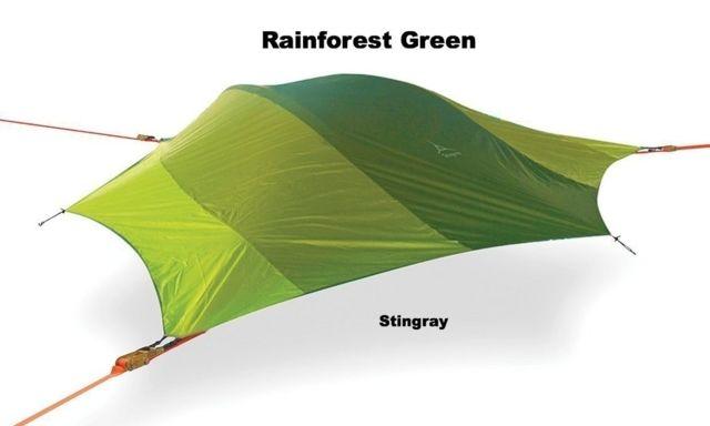 photo: Tentsile Spare Rain Fly hammock accessory