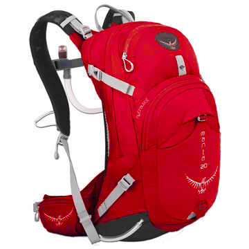 photo: Osprey Manta 20 hydration pack
