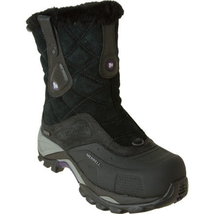 photo: Merrell Whiteout Mid Waterproof winter boot