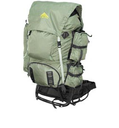 photo: Kelty Super Tioga external frame backpack