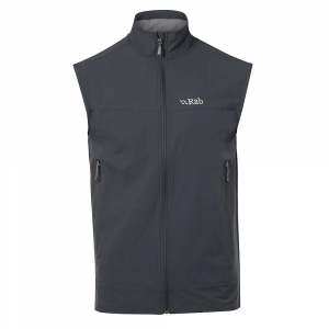 photo: Rab Women's Sawtooth Vest soft shell vest