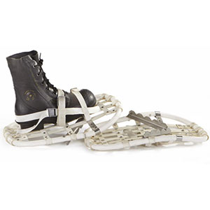 British Military Surplus Snowshoes