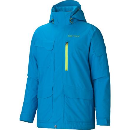 photo: Marmot First Tram Jacket waterproof jacket