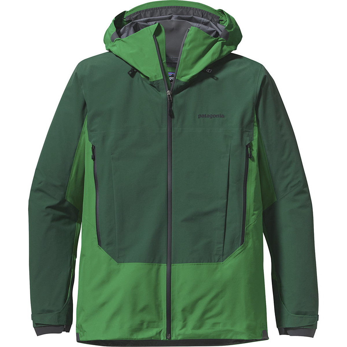 photo: Patagonia Men's Super Alpine Jacket waterproof jacket