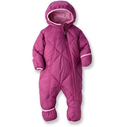 REI Down Infant Suit