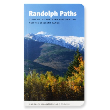 photo of a Randolph Mountain Club us northeast guidebook