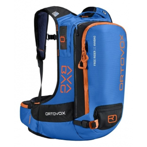 photo: Ortovox Free Rider 22 Avabag avalanche airbag pack
