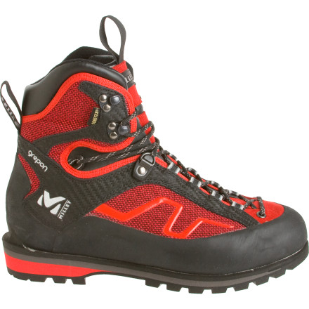 photo: Millet Grepon GTX mountaineering boot
