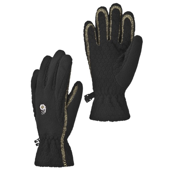 photo: Mountain Hardwear Kapow Glove fleece glove/mitten