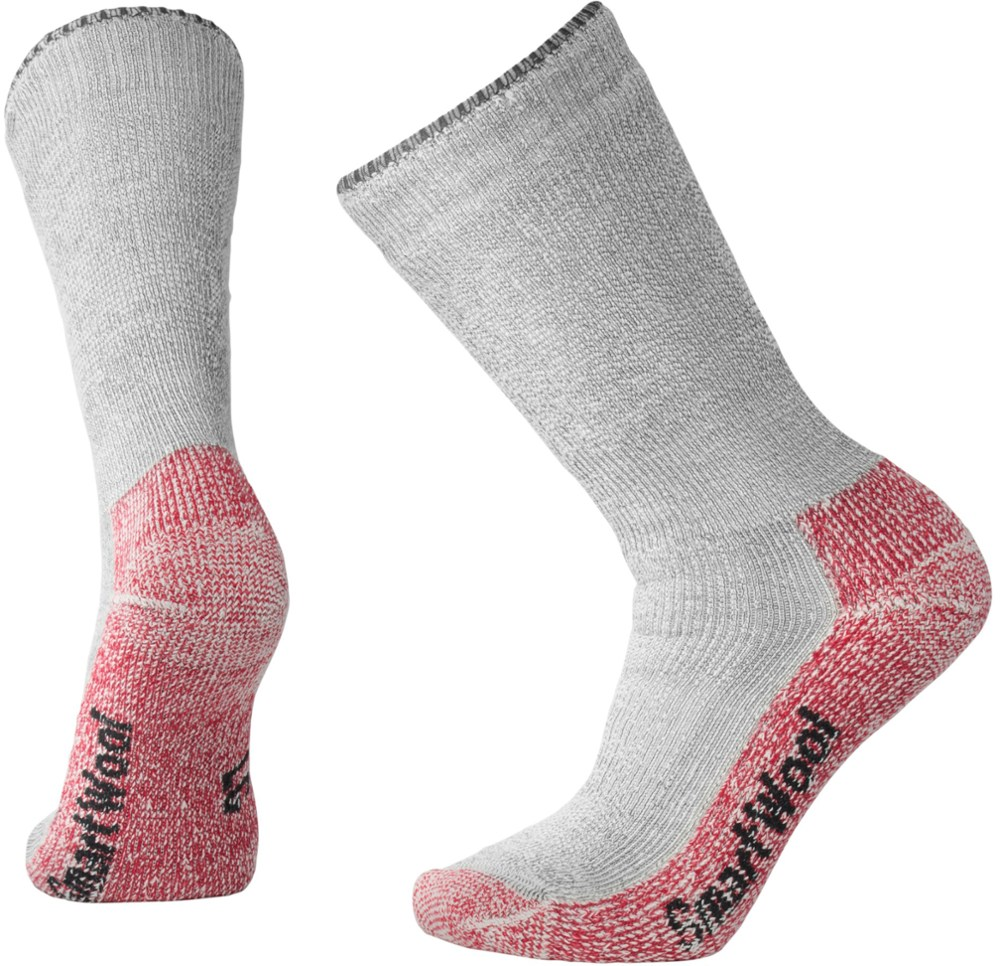 photo: Smartwool Mountaineering Extra Heavy Crew Socks hiking/backpacking sock