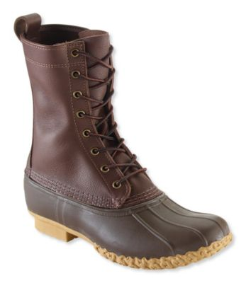 photo: L.L.Bean Men's Maine Hunting Shoe