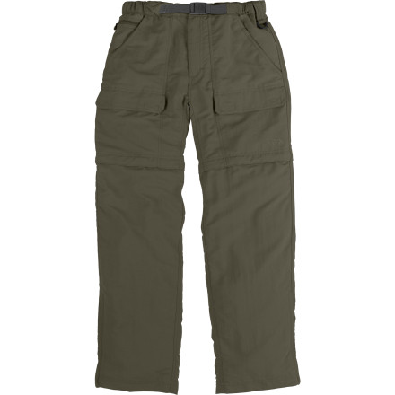 photo: The North Face Men's Paramount Convertible Pant hiking pant