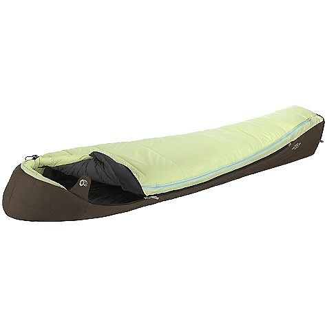 photo: Mountain Hardwear Women's Switch 35° warm weather synthetic sleeping bag