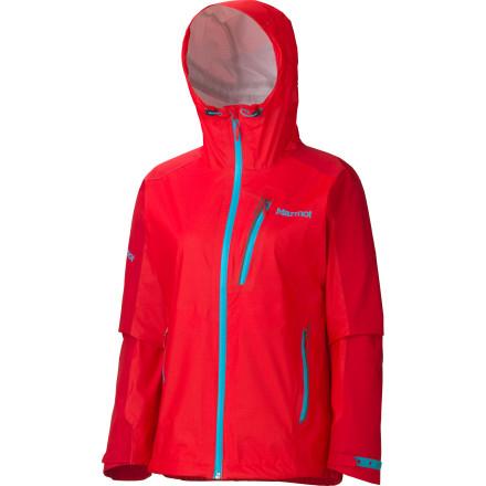 photo: Marmot Women's Speedri Jacket waterproof jacket