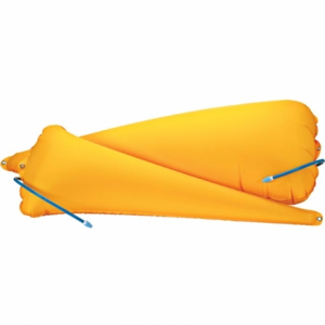 photo: Seattle Sports Full Sea Kayak Float Set flotation device