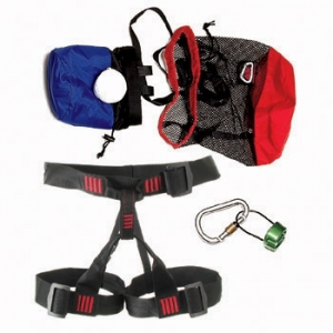 photo: Advanced Base Camp Complete Climbers Package sit harness