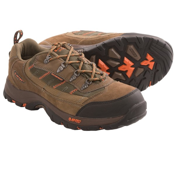 photo: Hi-Tec Natal Low WP trail shoe