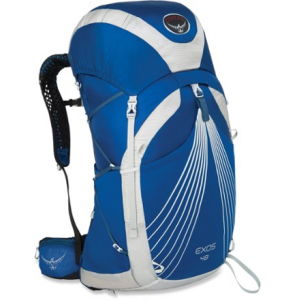 photo: Osprey Exos 48 overnight pack (2,000 - 2,999 cu in)