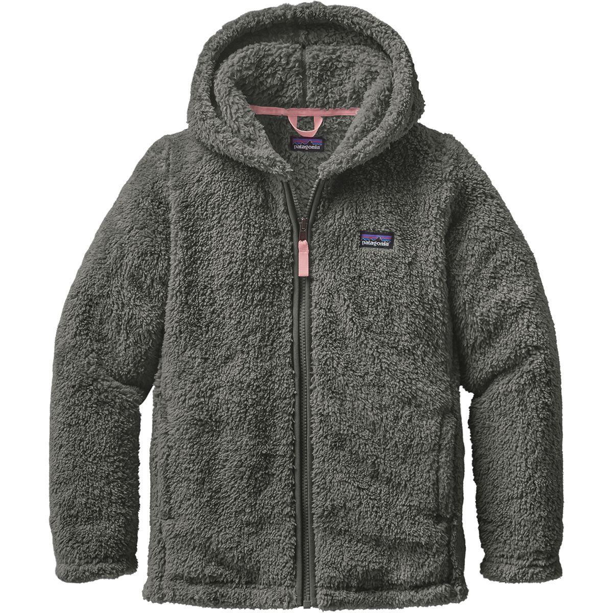 photo: Patagonia Girls' Los Gatos Hoody fleece jacket