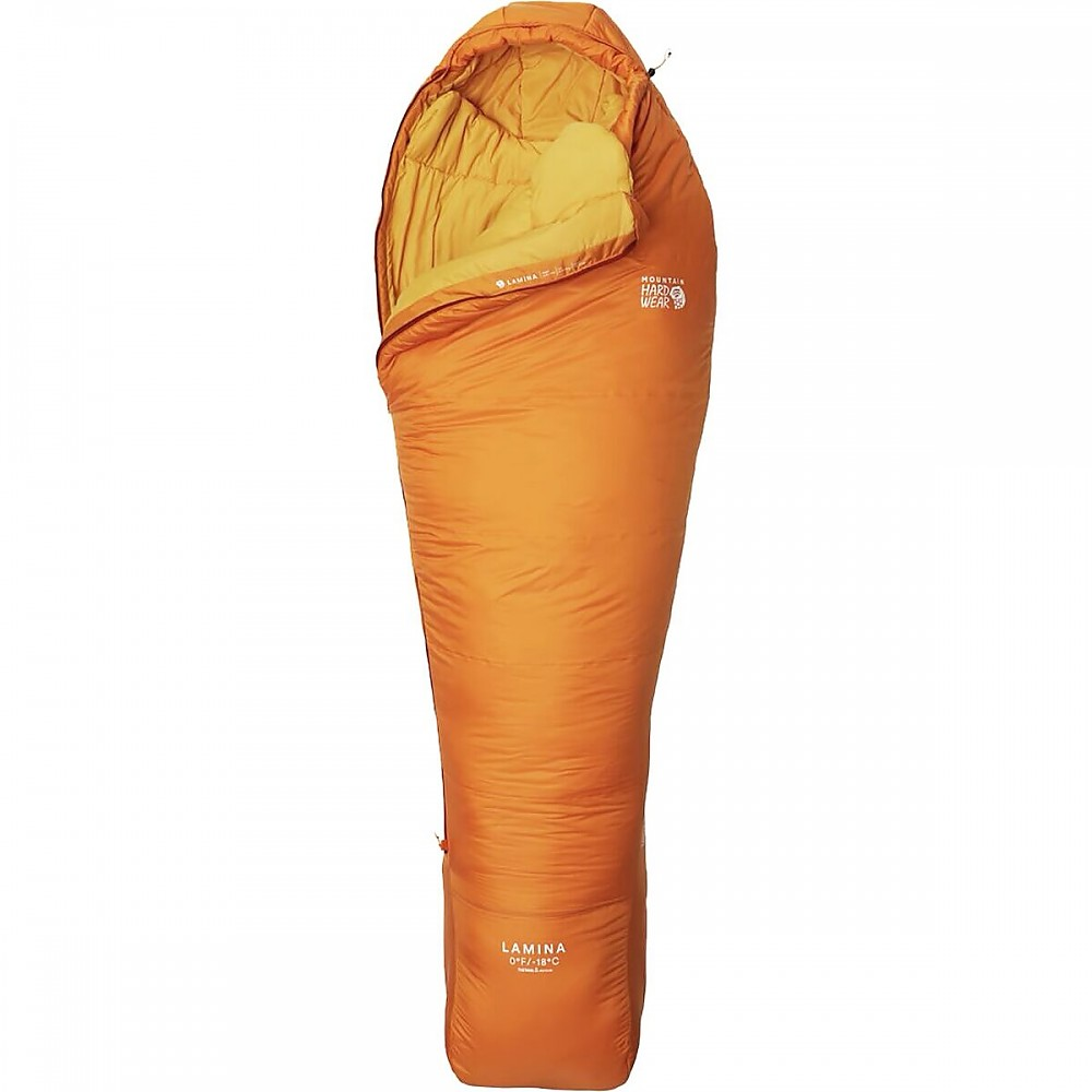 photo: Mountain Hardwear Lamina 0 3-season synthetic sleeping bag