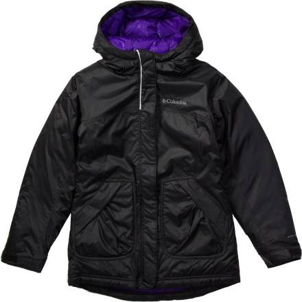 Columbia Powder Alley Long Jacket