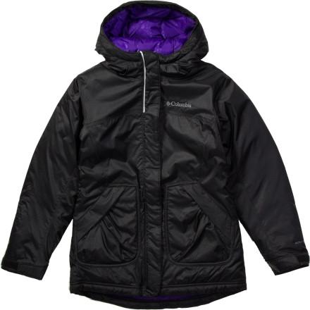 Columbia Powder Alley Long Jacket