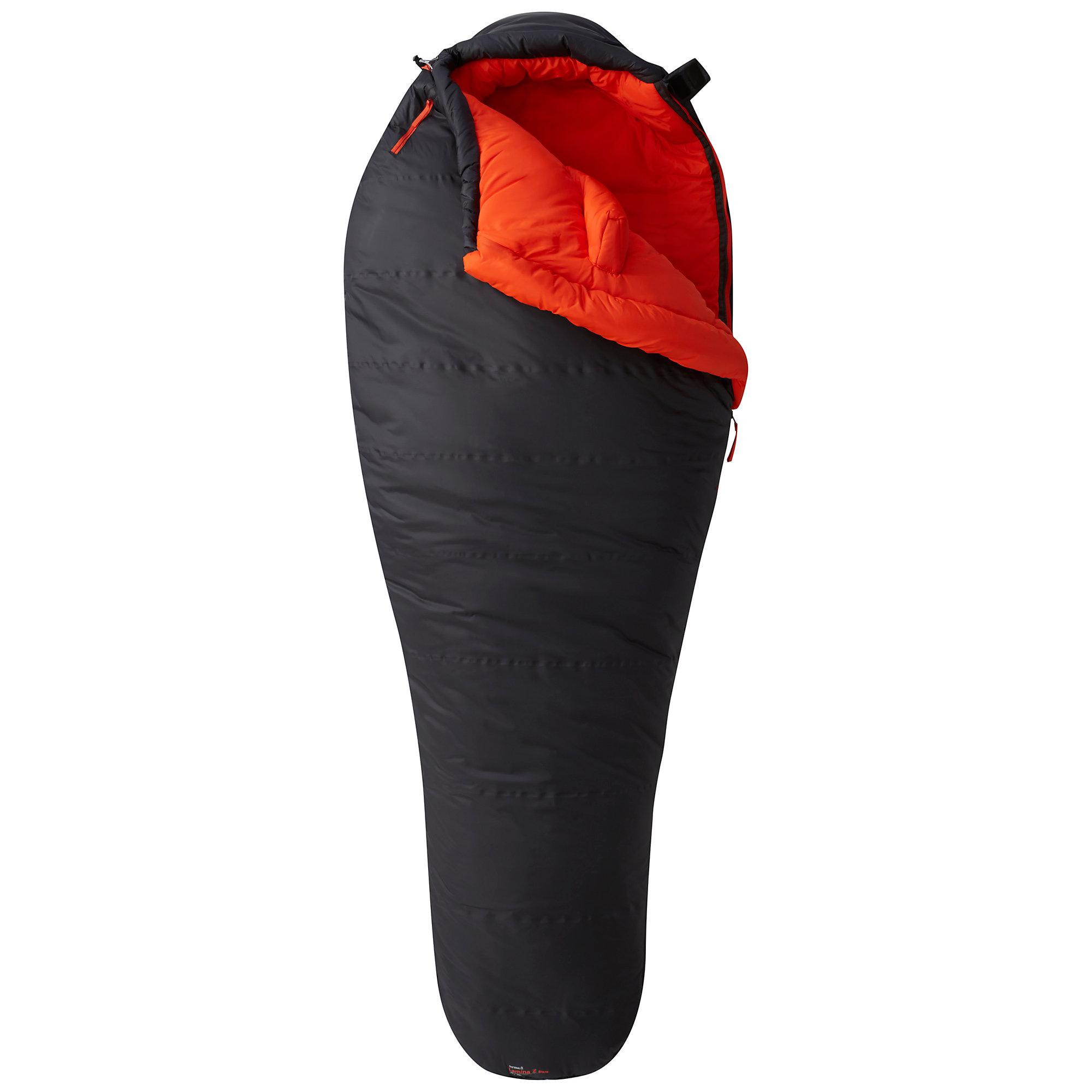 photo: Mountain Hardwear Lamina Z Blaze -15° cold weather synthetic sleeping bag