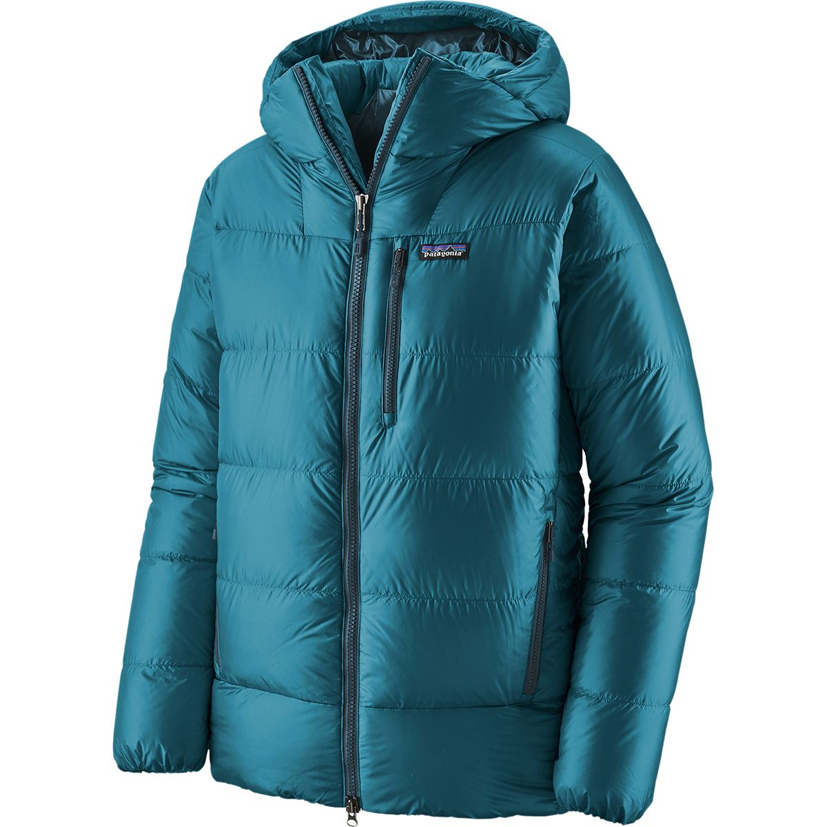 photo: Patagonia Fitz Roy Down Parka down insulated jacket