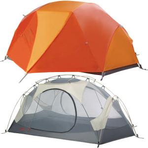 photo: Marmot Bise 2P three-season tent