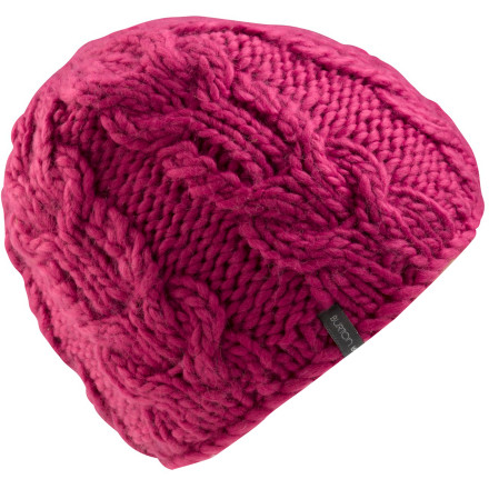 photo: Burton Girls' Tamarack Beanie winter hat