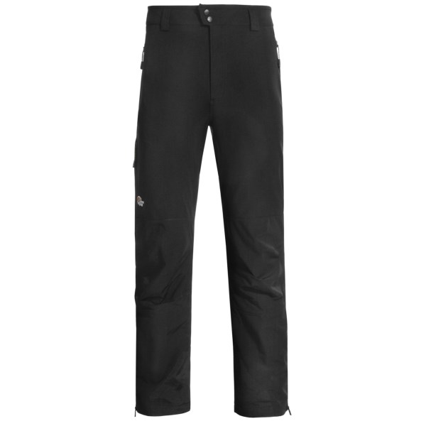 photo: Lowe Alpine Men's Sierra Pant soft shell pant