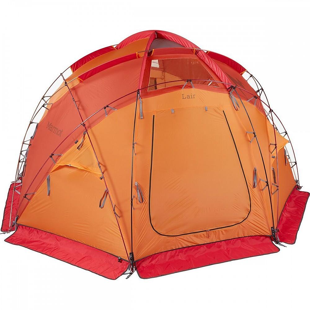 photo: Marmot Lair 8P four-season tent