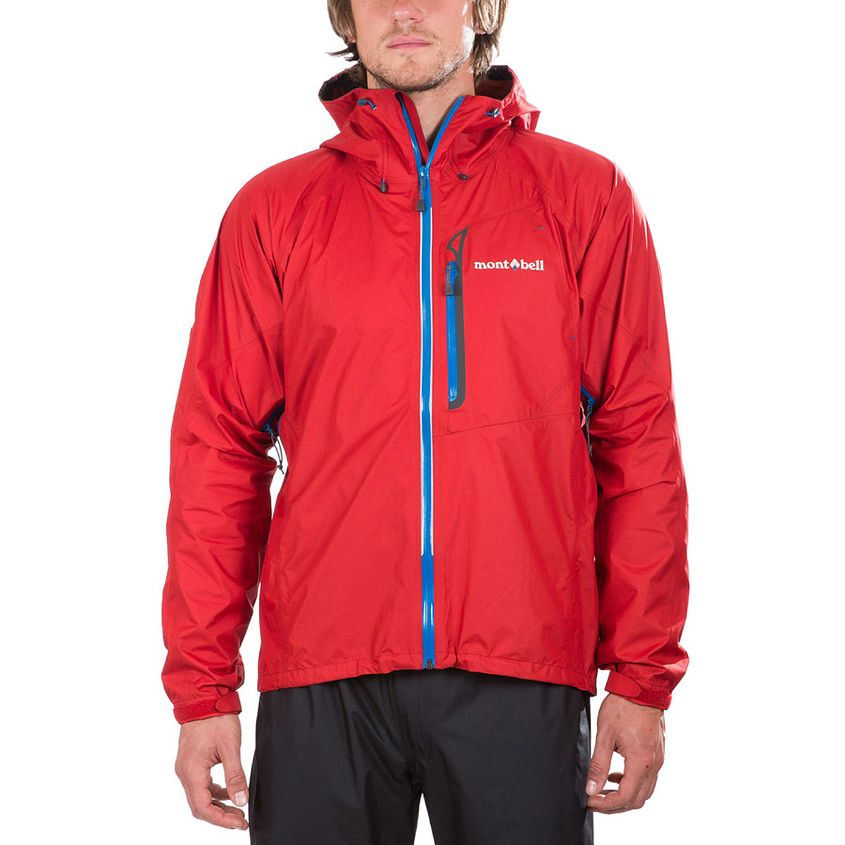 photo: MontBell Men's Torrent Flier Jacket waterproof jacket
