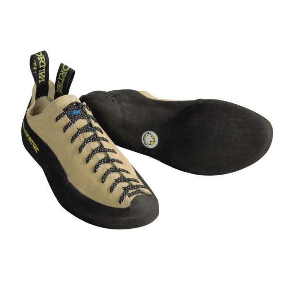 photo: La Sportiva Mojo climbing shoe