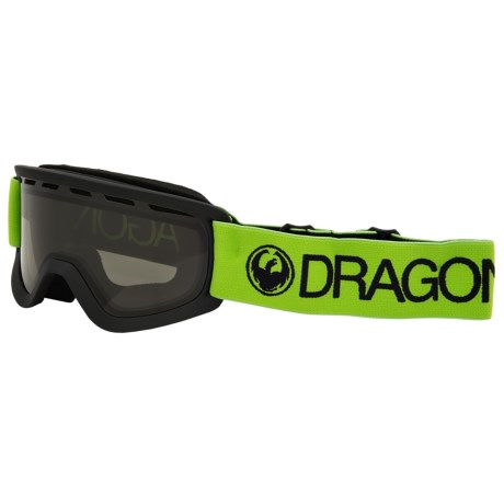 photo: Dragon Lil D goggle