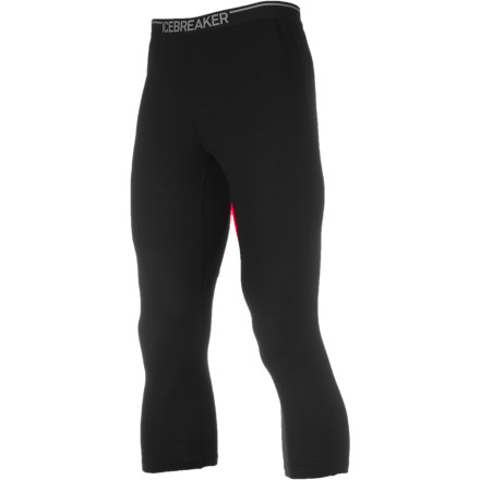 photo: Icebreaker Men's Skin 200 Legless base layer bottom