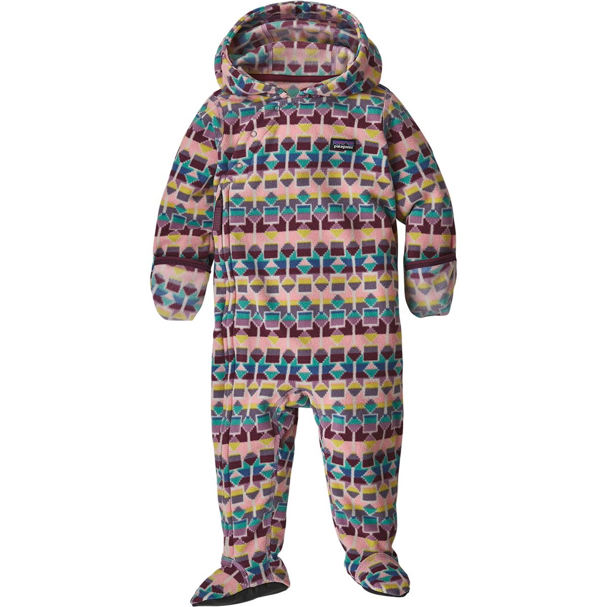 photo: Patagonia Infant Micro D Bunting kids' snowsuit/bunting