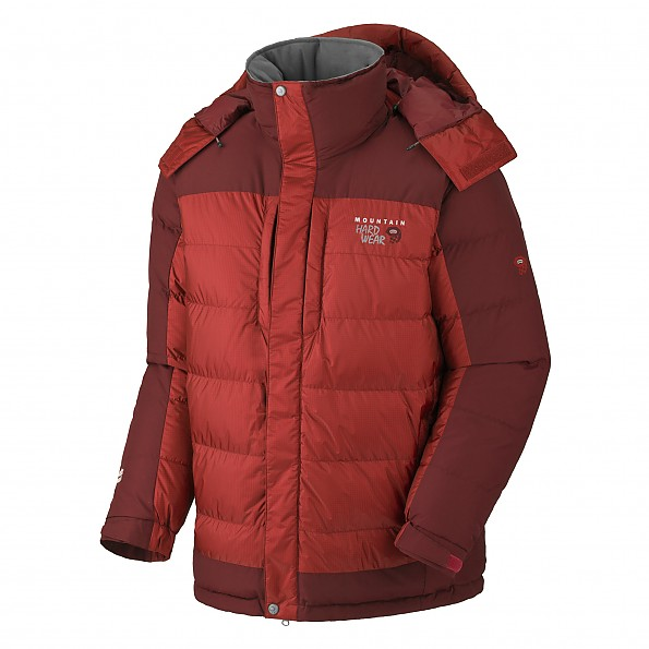 Mountain Hardwear Sub Zero SL Hooded Jacket