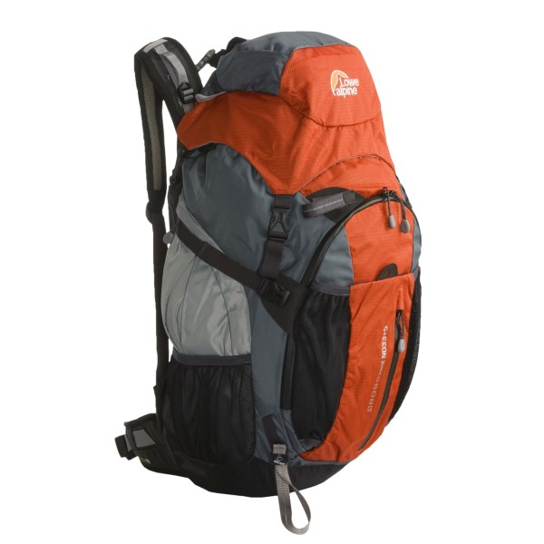 photo: Lowe Alpine Crossvent Centro ND 35+5 overnight pack (2,000 - 2,999 cu in)